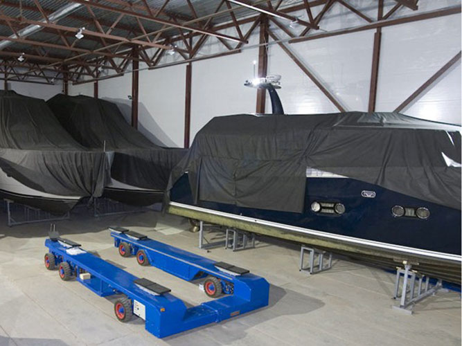 из чего строят лодки